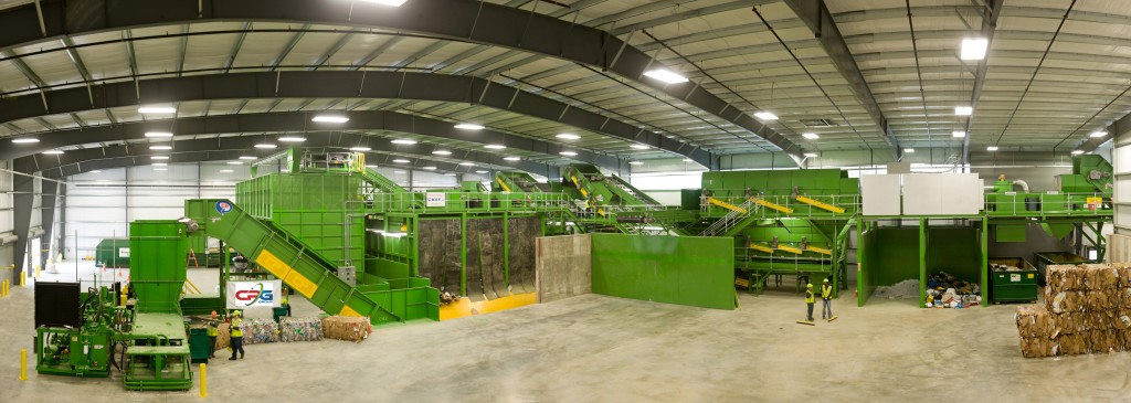 Material Recovery Facility- MRF
