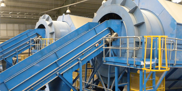 Waste Recycling Equipment   CP Manufacturing