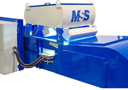 L-VIS plastic sorting equipment